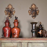 Pair Of Italian 18th Century Wall Sconces