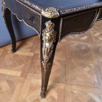 Antique French Bureau Plat