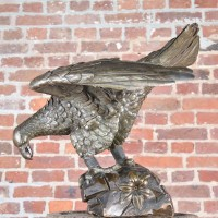 Antique carved Eagle