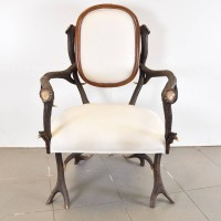 Decorative  Hunting Chair