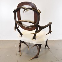 Unusual hunting Chair