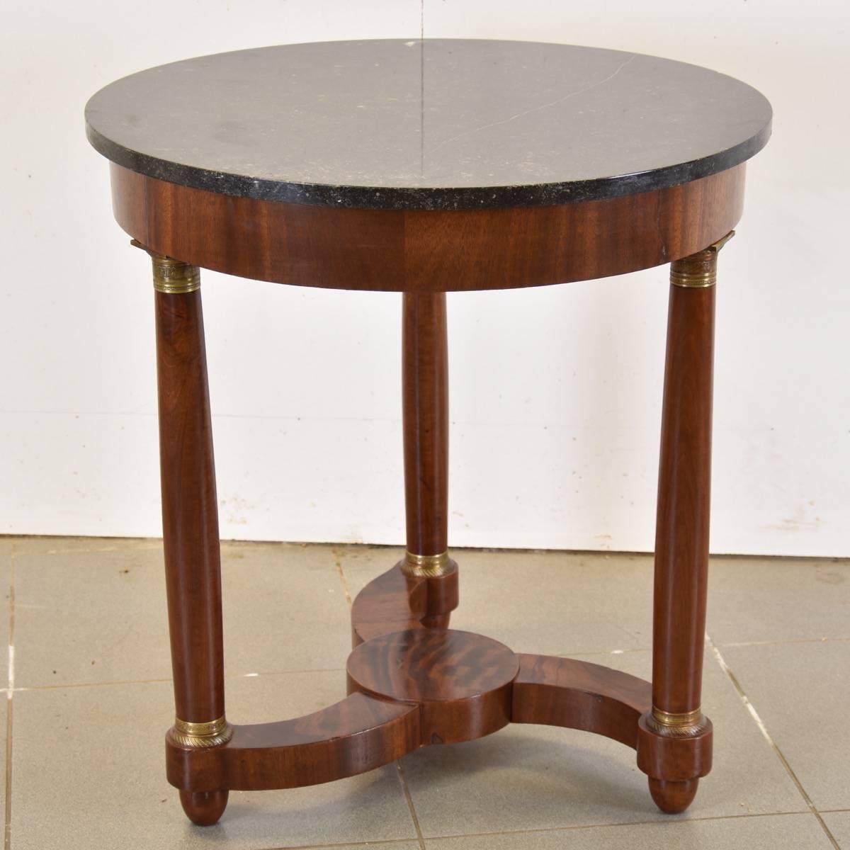 Empire Style Gueridon Antique Furniture