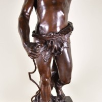 French Bronze Sculpture Laporte