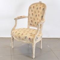 Antique Louis XVI Armchairs