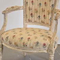 georgeous Antique Louis XVI Armchairs