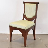 Set of 8 Eclectic Chairs