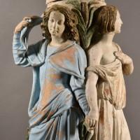 antique Terracotta garden Urn
