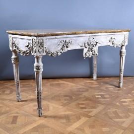 Antique Louis XVI console