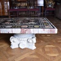 marble inlaid piuetra dura