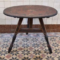 Antique Dutch Friesland Table