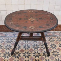 Dutch painted Friesland Table