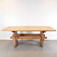 Pinewood Antique Dinning Table