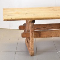 Pinewood Dinning Antique Table