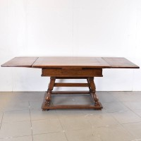 large Swiss Extending Table