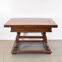 Antique Swiss Extending Table