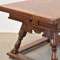 Antique Swiss Table