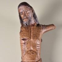Dutch Maasland Carved Corpus Christi