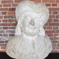 Dutch Marble Bust of a male figure