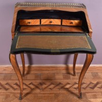 Antique French inlaid Bureau