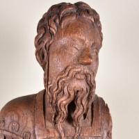 haute Epoque Dutch carved Figure