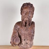 Dutch Carved Figure Haute Epoque