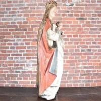 haute epoque madonna and Child