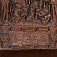 Flemish Oak Relief