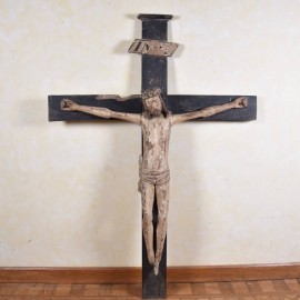 French Christ on Cross