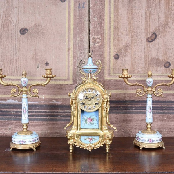 antique-decorative-garniture-clock-france1