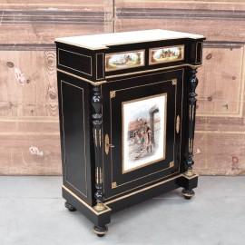 antique urniture belgium - dresser