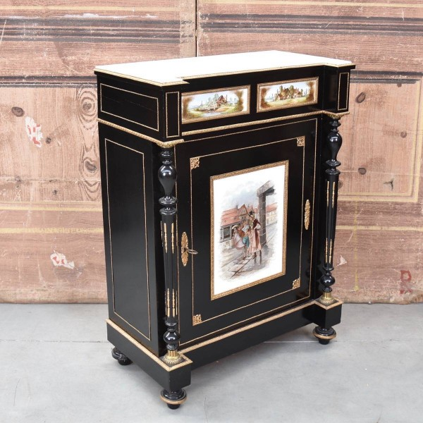 antique urniture belgium - dresser