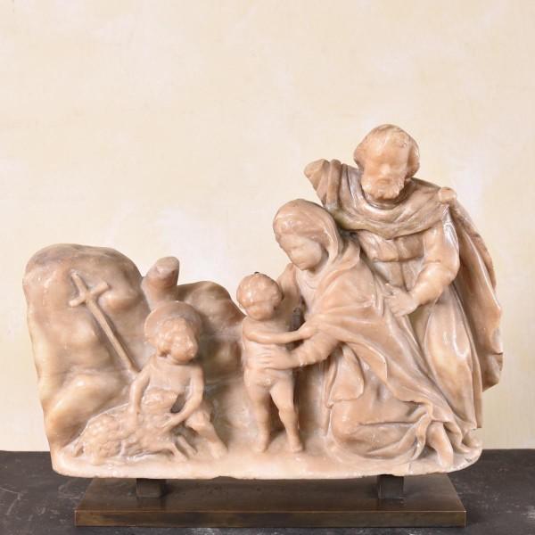 17th century alabaster