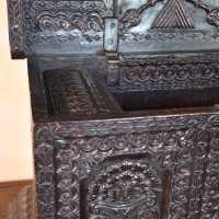 Carved Decorative Coffer