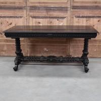 Ebonized table | Paul de Grande Antique