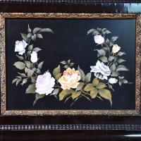 Marble Mosaic. Circa 1900