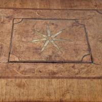 18th century German table