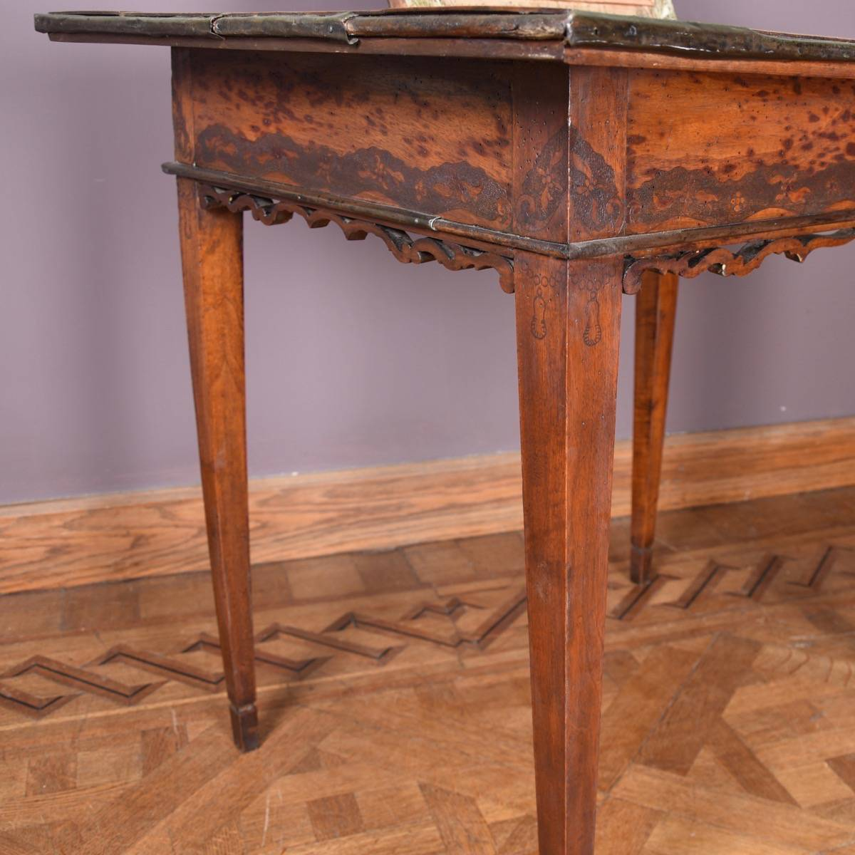 18th Century German Table