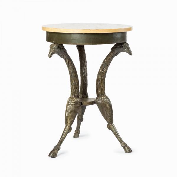 small gueridon paul de grande antique. Black Bedroom Furniture Sets. Home Design Ideas