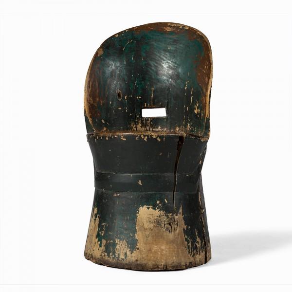 Unusual Antique Swedish Chair