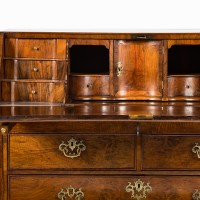 Dutch Bureau Walnut 18th Century
