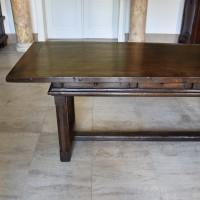 Spanish table circa 1700