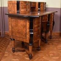 Italian walnut Mazarin – 18th Century