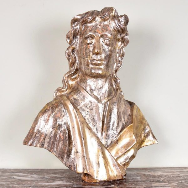Italian bust circa 1700