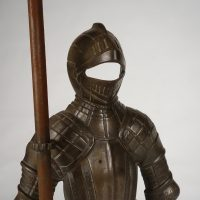 Decorative Armor Guard