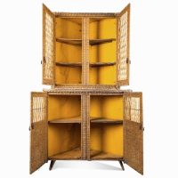 Strew Corner Cabinet