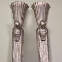 Pair of sconces – circa 1900