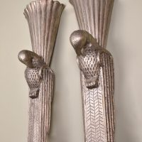 Pair of sconces, 1900