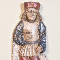 early 16th century figure