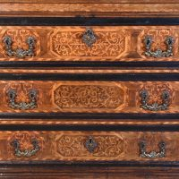 Italian commode, circa 1700