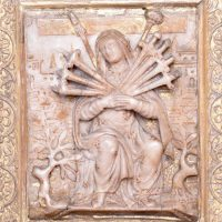 17th century Malines albast